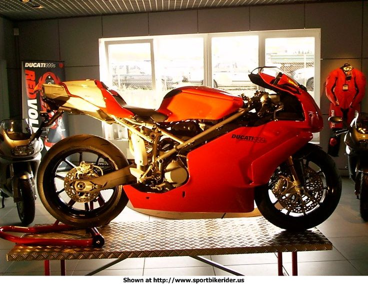 The Ducati 999R - Ducati 999 - ID: 42540