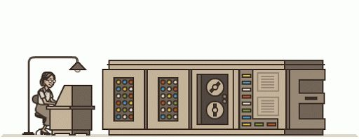 Programming pioneer Grace Hopper honoured with Google doodle In the 50s Hopper invented key software technologies that paved the way for today's computer languages