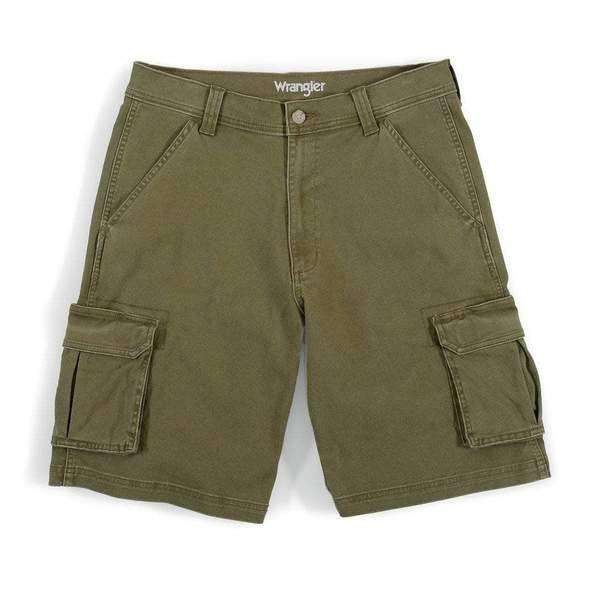 ffe08617 Wrangler Advanced Comfort Tampa Cargo Short   Wrangler Brand Clothing
