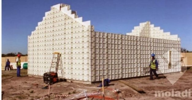 Affordable Housing - Moladi - a Solution to Deliver Quality Homes Fast Reducing Cost - moladi - Plastic Formwork Building System - www.moladi.com