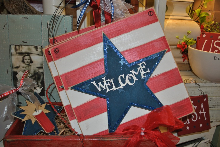 Another great Welcome sign for you or a friend!
