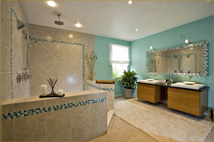17 best images about beautiful and unique bathrooms on for Caribbean bathroom ideas