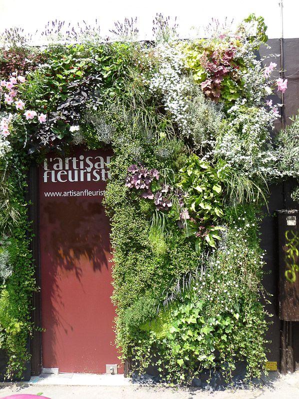 17 meilleures id es propos de fleuristes sur pinterest for Le jardin moghol 53 rue vieille du temple