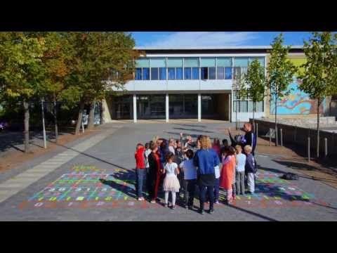 Leg på streg - hvordan streger i skolegården kan bruges til bevægelse