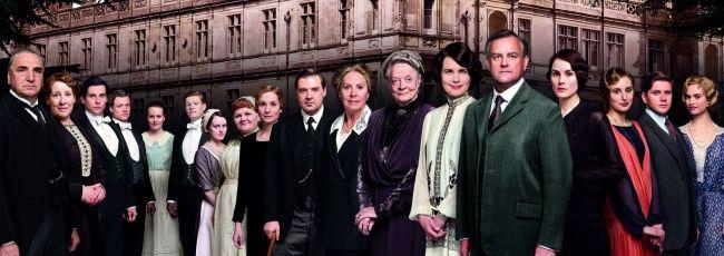 Panství Downton (Downton Abbey) — 4. série