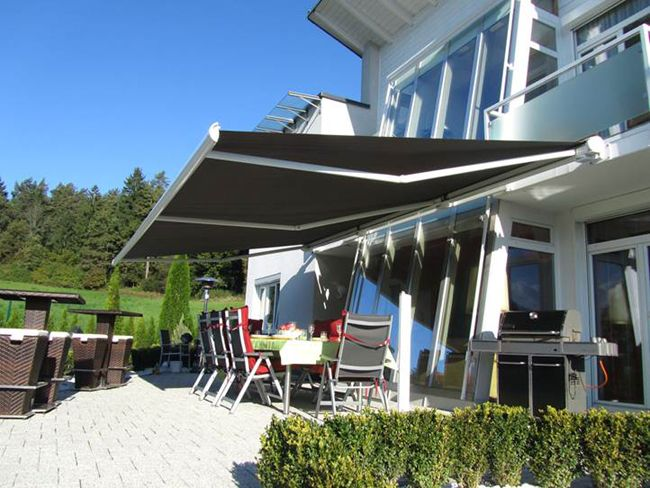 19 Best Modern Retractable Awning Images On Pinterest