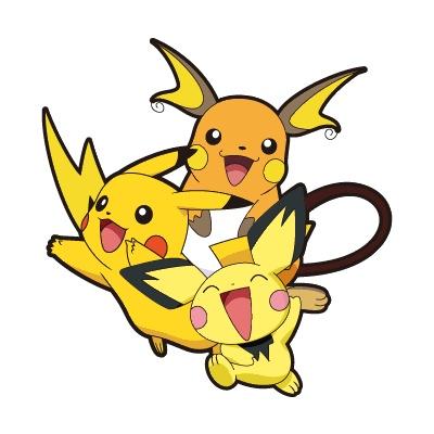 39 best Pokemon 30th images on PinterestPichu Pikachu Raichu