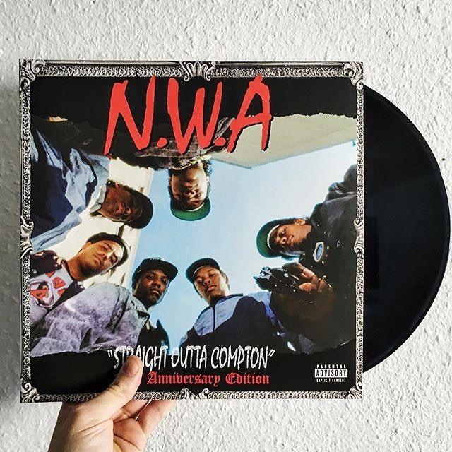 [Straight Outta Compton] #vinyl #lp #record #vinyloftheday #recordoftheday #vinylporn #np #nowplaying #nowspinning #records #vinyllife #instavinyl #vinyloftheday #turntable #music #goodmusic #vinylcollector #vinyljunkie #vinylcollection #Vinylgen_Feature #audioporn #waxinmotion #hifi #onmyturntable #vinylgram #recordcollection #vinylcommunity #rap #hiphop #nwa by waxinmotion