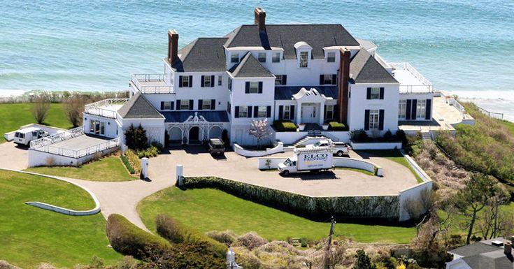 Taylor Swift esta também é fora da região da Big Orange, Costa Leste norte, Rhode Island.