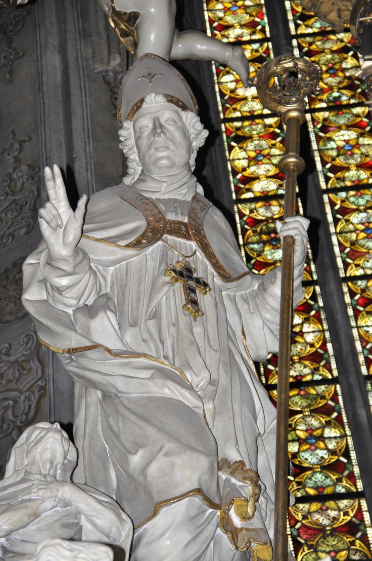 Świdnica, katedra, św. Stanisław biskup