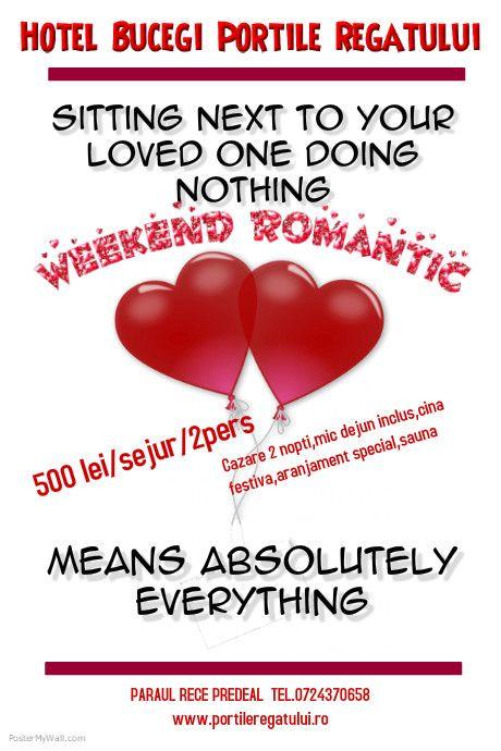 Hotel Bucegi Portile Regatului -weekend romantic