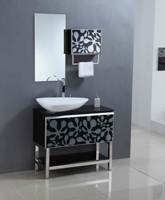 Modern Bathroom Vanities Without Sinks 54 best bathroom vanities images on pinterest | bathroom ideas