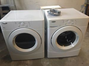 Whirlpool HE Washer and dryer. Great working order