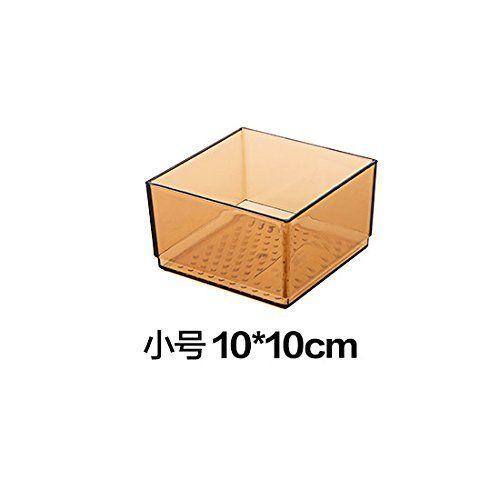 Les tiroirs du bureau séparé des cosmétiques en plastique organiser les ustensiles de cuisine petite boîte, format: Vous pouvez également…