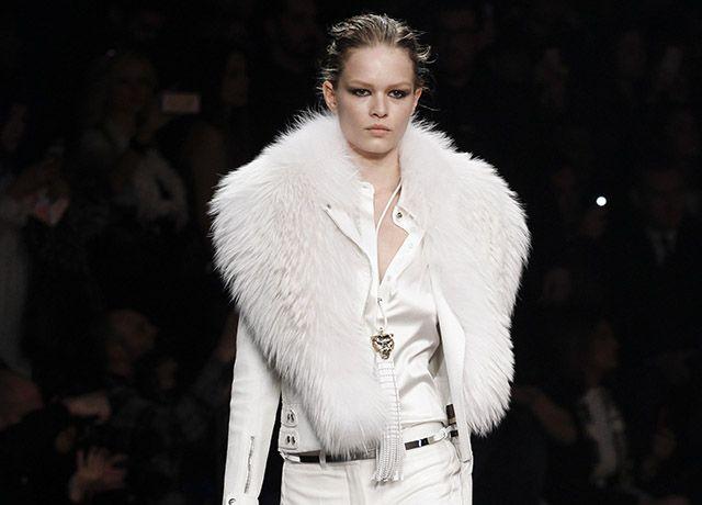 Trend moda autunno inverno 2015: bianco come la neve