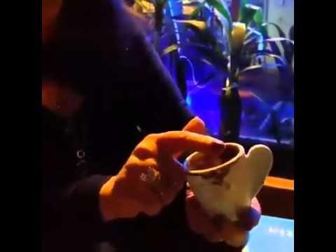 Greek Coffee Fortune Telling - YouTube