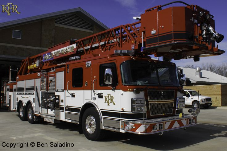 Dallas/Fort Worth Area Fire Equipment News
