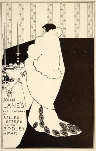 1913 Bodley Head Beardsley Mini Poster Art Nouveau Original | eBay