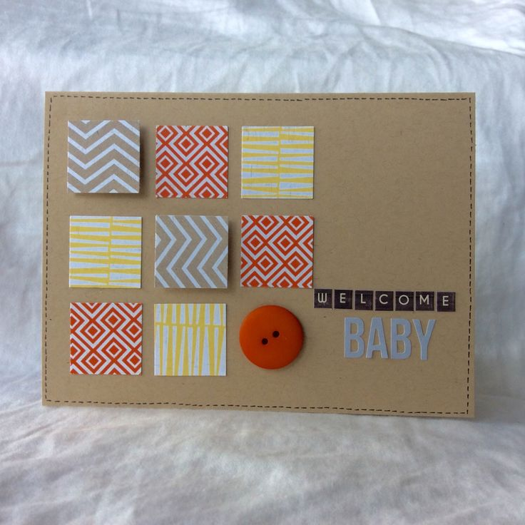 A personal favorite from my Etsy shop https://www.etsy.com/ca/listing/267389944/welcome-baby-gender-neutral-new-addition