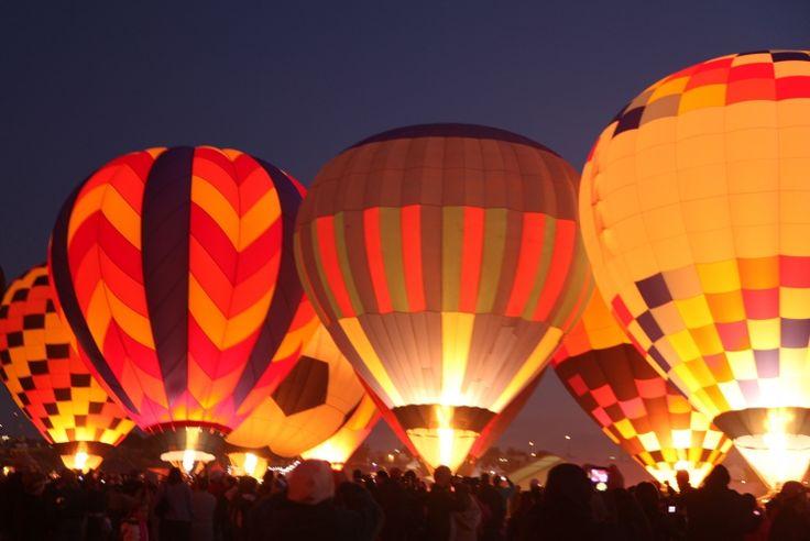 【アメリカ】世界的気球のお祭り! アルバカーキ・インターナショナル・バルーン・フェスタ - トラベルブック