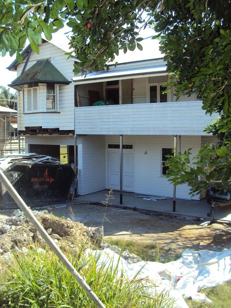 Queenslander renovations