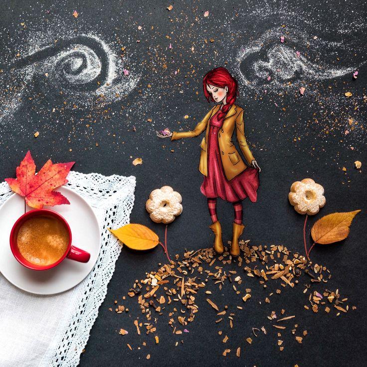 Coffe time-art...