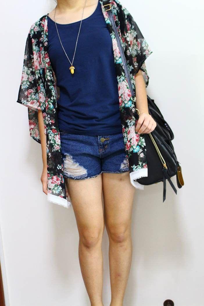 Kimono tute