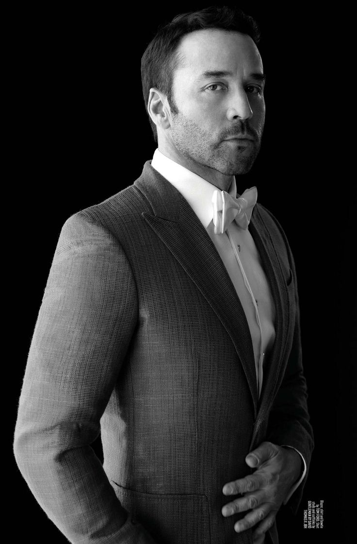 Jeremy Piven for August Man Magazine by Karl Simone