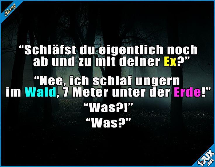 Einfach zu ungemütlich :P  Lustige Sprüche #Sprüche #Jodel #1jux #jux #lustigeSprüche #lustigeBilder #lustig #Humor #Exfreundin