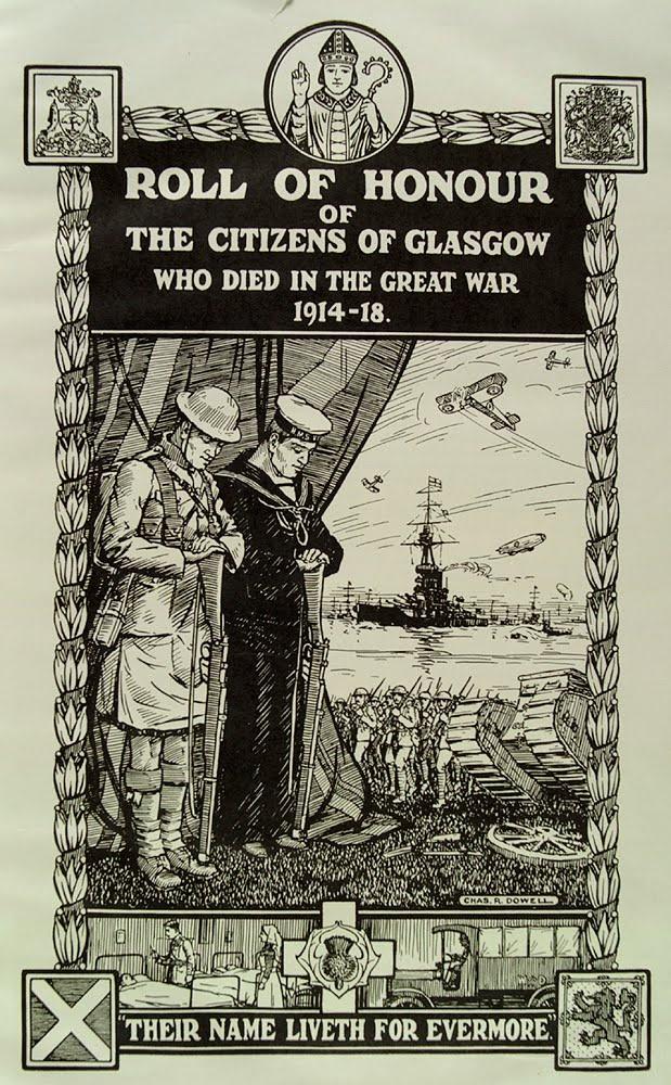 Scotland/British WW1