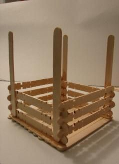 No need to purchase expensive kits, you can make this covered wagon with resources and supplies you probably already have one hand. These wagons take a little bit of gluing but they are sure to be a hit with your young ones as you learn about pioneer life and The Oregon Trail. Materials: Popsicle Sticks …