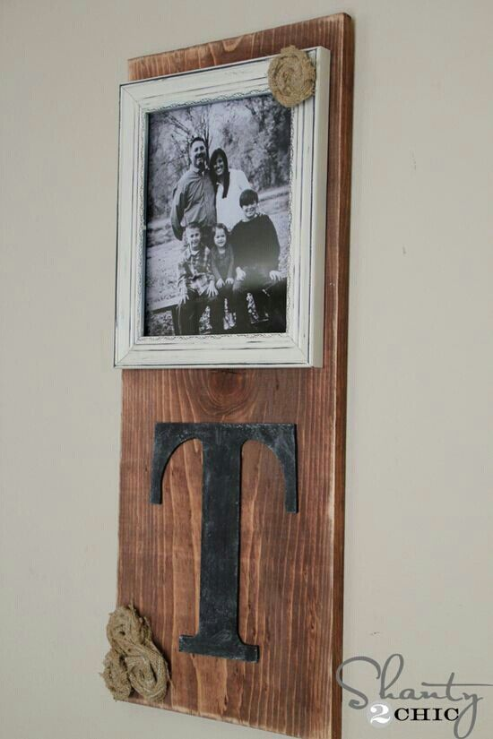 My next picture frame project