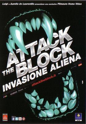 Attack the Block - Invasione Aliena - recensione - Dvd