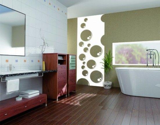 Best Spa  Bathroom Decals Images On Pinterest Spa Bathrooms - Vinyl vinyl wall decals bubbles