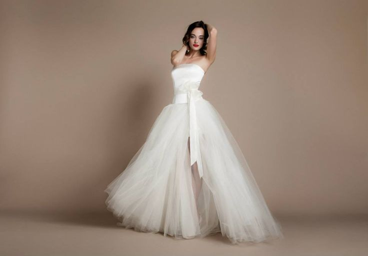 Daalarna Couture Wedding Dress _ Forever Collection