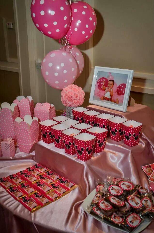 10 best minnie rosada decoracion  1 u00b0de catita  images on