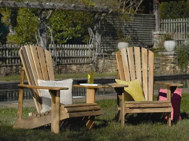 Find High Quality Teak Wood Adirondack Chairs, Made Right Here In The USA.