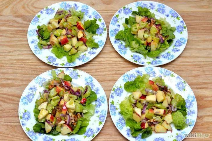 Immagine titolata Make Celery and Apple Salad Intro