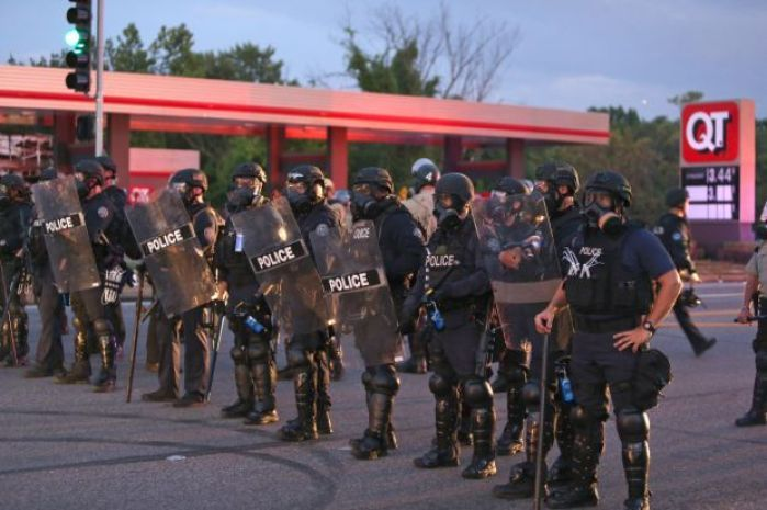 How computer hackers changed the Ferguson protests : News