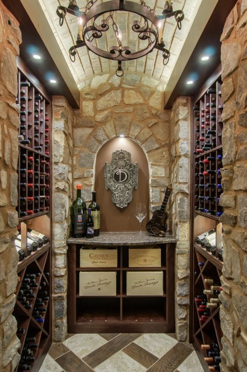 Germano Wine Cellars / Nashville,Tn. Closet Conversion