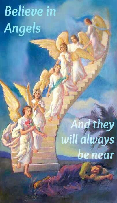♥ . .. Believe In Angels And They Will Always Be Near, But CALL Upon An Angel. . . . And Immediately, It's Here! ~ C.C.Crystal •♥•✿ڿڰۣ