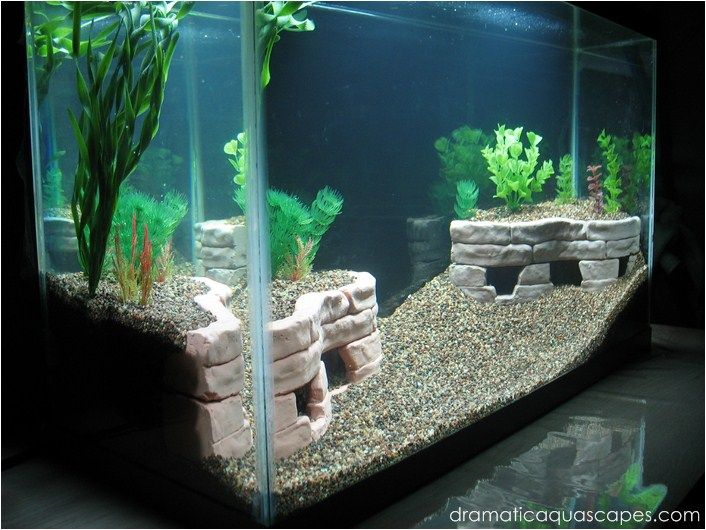 851 best images about aquariums and terrariums on pinterest for Homemade fish tank decoration ideas