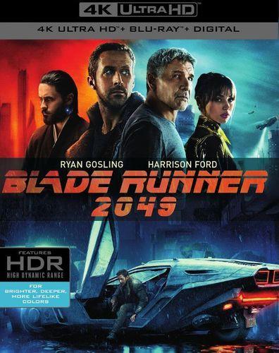 Blade Runner 2049 [4K Ultra HD Blu-ray/Blu-ray] [2017]