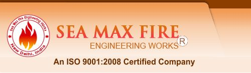 Sea Max Fire Engineering Works is an ISO 9001-2008 certified company engaged as a reputed Manufacturer, Exporter and Supplier of various types of Fire Fighting Equipment that Fire Extinguishers, Clean Agent Fire Extinguisher, Automatic Fire Extinguisher, Fire Modular, Fire Suppression System, HFC-227 Fire Suppression System, Fire Fighting System, Fire Security System (Fire Detection and Alarm System), Fire Suit, Fire Blanket, BA Set, Muff and Fire Safety Signage.
