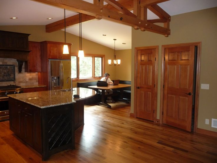 Tri Level Kitchen Remodel Google Search Living Room