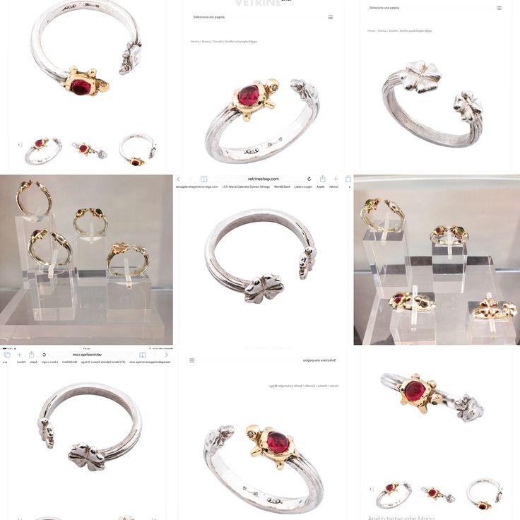#anelli #rings #argento #silver #diamanti #diamonds #pietrepreziose