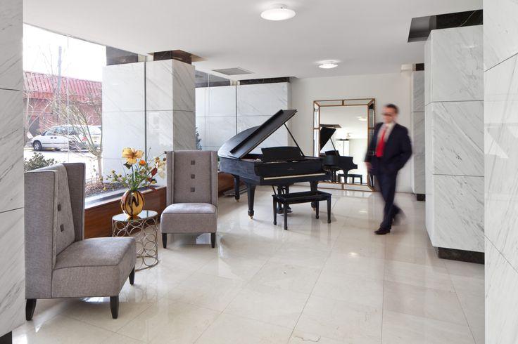 The Lenox Condominiums - Lobby