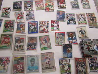 NFL Trading Card Lot John Elway Troy Aikman Emmit Smith Dan Marino and MORE