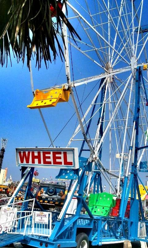 Ocean Drive Pavilion Amusement Park Myrtle Beach