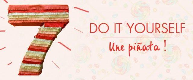 Sur le blog - Do it yourself DIY Pinata - Maisons du Monde